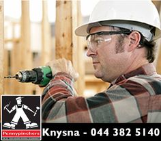 It's imperative that you own a pair of good-quality protective glasses that fit properly for the more dangerous DIY projects where dust or particles might land in your eyes. Safety always comes first! Visit our store and have a look at our wide range of safety goggles, tools and more. #Pennypinchers #Knysna #safety #tip