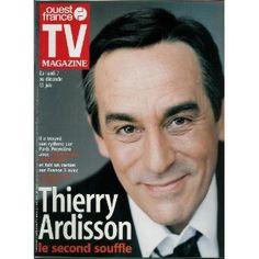 TV Magazine Ouest-France (n°16594) du 04/06/1999 - Thierry Ardisson - François Hollande - Nicolas Sarkozy - Sonia Dubois - Marion Desmarres - Abbé Pierre - ... [Magazine mis en vente par Presse-Mémoire]