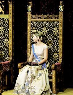koninklijkhuis: Prinsjesdag 2015, September 15, 2015-Queen Maxima