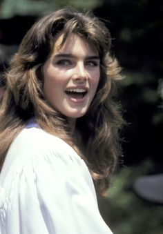 Jules Supervielle, Brooke Shields Young, Vaquera Sexy, Beautiful People, Beautiful Women, Actrices Hollywood, Pretty Baby, Woman Crush, Hollywood Actresses