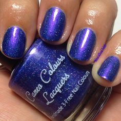 Cameo Colours Lacquers Marie in direct light @CameoColoursLac