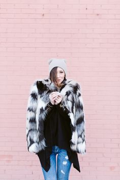Spot On Style: Fall Winter Street Style Look | The Fashion Barr