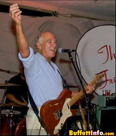Can Jimmy Buffett play at my wedding? Please?