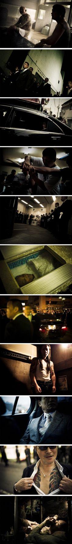 Yakuza par Anton Kusters