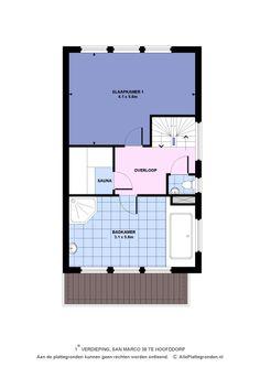Floor plan first floor.