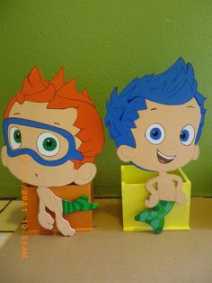 Ordered these, for bubble guppies party. Amazing!