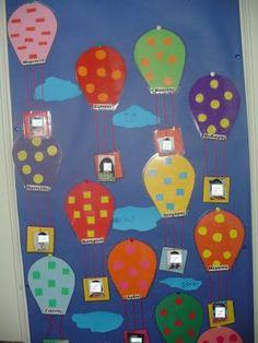 Σχετική εικόνα Activities For Kids, Crafts For Kids, Birthday Table, Back To School, Holiday Decor, Blog, Classroom Ideas, September, Child
