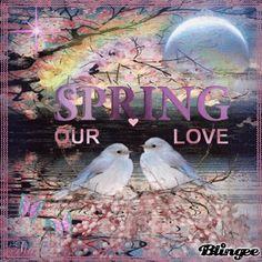 SPRING OUR LOVE*MARIELCB
