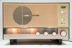 真空管ラジオ ゼネラル 6A690 中波/短波_画像1