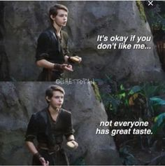 Who doesn't like Robbie Kay?