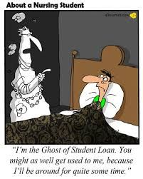 Image result for student loan comic