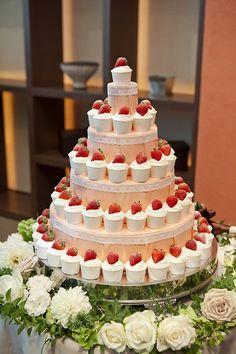 GRANADA SUITE 福岡(グラナダ スィート)のプランナーブログ「ウェディングケーキ特集=PART2=」 ゼクシィで理想の結婚式
