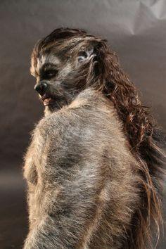 Fantasy Wolf, Fantasy Art, Dark Fantasy, Horror Art, Horror Movies, Apocalypse, Wolf Movie, Werewolf Art, Special Makeup