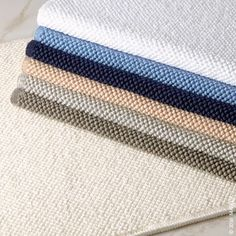 The Reverie textured bath rug is made from incredibly soft low-twist yarns, which give it a magnificent silky finish. Made from cotton, Reverie coordinates with select colors in our best-selling Milagro towel collection. Bath Rugs, Vanity Set, Linen Bedding, Interior Decorating, Cotton, Yarns, Linens, Towel, Room Ideas