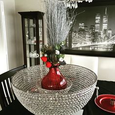 Christmas Center Piece 2015 Life's Been Good, Be Good To Me, Big Brother House, Centerpieces, Table Decorations, Stuff To Do, Christmas, Furniture, Home Decor