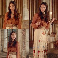 Kenna Reign, Lady Kenna, Caitlin Stasey, Reign Tv Show, Reign Mary, Reign Dresses, Reign Fashion, Historical Clothing, Feminine Style