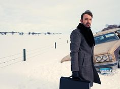 Fargo finds humor in the stunning ordinariness of Midwestern small towns, where people are uniformly even tempered and mild, bringing Jell-O...
