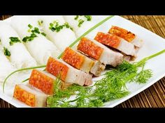 recipe for Crispy Roast Pork Belly (Thịt Heo Quay), a fancy dish with crispy skin and savory meat and typically served in celebrations especially in wedding