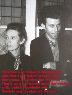 Tom Waits Talking About His Wife Will Make You Believe Love Is Real