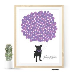 Items similar to Wedding Guest Book Alternative with Dogs - Fun Guest Book Idea - Unique Guest Book - Dog Portrait - Dog Wedding - Modern Guest Book Poster on Etsy Book Posters, Poster On, Unique Weddings, Wedding Unique, Creative Wedding Ideas, Wedding Guest Book Alternatives, Dog Wedding, Industrial Wedding, Dog Portraits