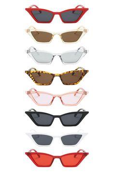 Cute Sunglasses, Trending Sunglasses, Cat Eye Sunglasses, Mirrored Sunglasses, Sunglasses Women, Vintage Sunglasses, Sunnies, Cool Glasses, Eye Glasses