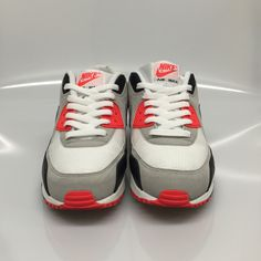 """Nike Air Max 90 """"OG"""" Size 8.5 Pre-Owned"""