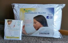 Mediflow Waterbase Pillows Giveaway