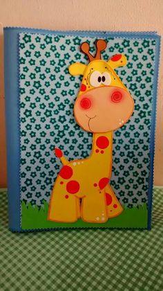 Girafinha capa
