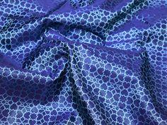 Banarsi Teal Blue Jacquard Fabric By The Yard Brocade Wedding | Etsy