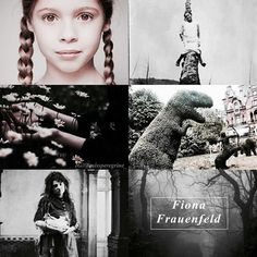 Miss Peregrine's home for peculiar children. Fiona Frauenfeld aesthetic.