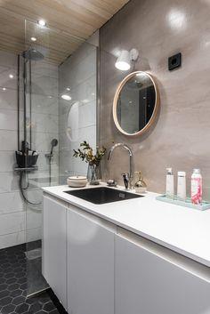 Lisää säilytystilaa kylpyhuoneeseen - Montasyytarakastaa