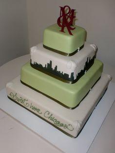 Chicago Cake :)