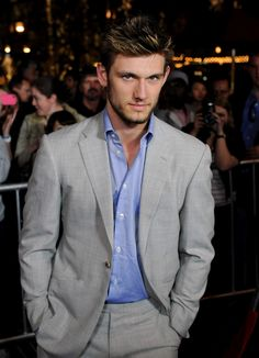 alex pettyfer, he should be playing finnick in catching fire