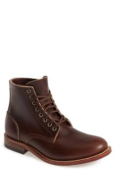 Oak Street Bootmakers Plain Toe Trench Boot (Men) available at #Nordstrom