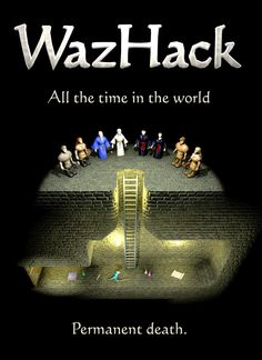 Real fun if this is your thing.  Just watch the video to know more. On Desura and Steam too (I think). WazHack Windows, Mac game