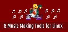 Create music on Linux !