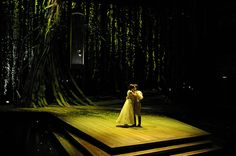 As You Like It. Chicago Shakespeare Theater. Scenic design by Kevin Depinet.