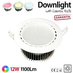 Downlight LED WIFI RGB #downlightled #downlightwifi