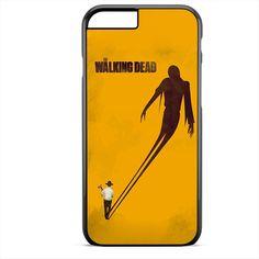 The Walking Dead In Orange TATUM-11089 Apple Phonecase Cover For Iphone SE Case