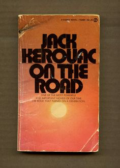 Vintage Jack Kerouac On the Road beatnik by LastHurrahEphemera