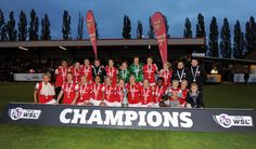 Arsenal Ladies - Champs!!