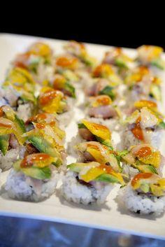 Mikuni Sushi near Sacramento, CA