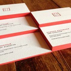 PH Digital Labs Business Cards
