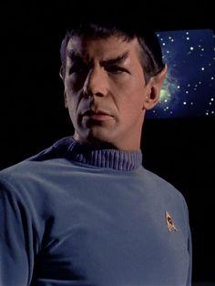 Spock in 2254