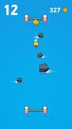 A simple 2D nice looking Pong game. 1 Pixel, Pixel Art, Pong Game, Low Poly Games, Game Mechanics, Game Concept, Splish Splash, Game Ui, Best Iphone