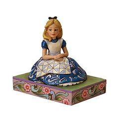Jim Shore Disney Traditions Alice in Wonderland Adventure Figurine - Item No. 416051974670P