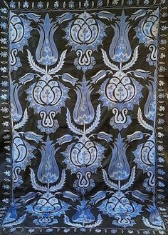 Village Drawing, American Houses, Contemporary Embroidery, Embroidery Motifs, Ikat Fabric, Fabric Strips, Central Asia, Traditional Art, Art Forms