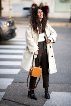 Chiara Totire / Street-Styles Mailand Herbst/Winter 2018