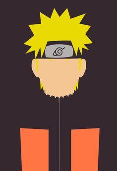 Naruto Shippuden - Naruto Art Print