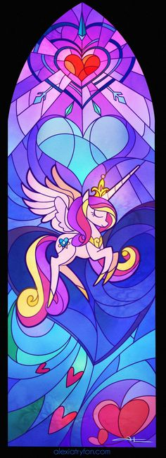 MLP: Cadence Glass Window